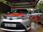 Bán Toyota Vios sản xuất năm 2016, màu bạc, xe gia đình   giá 450 triệu tại Đắk Nông
