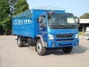 Xe tải Nhật Bản Misubishi Fuso Canter 12.8RL thùng mui bạt – 7.3 tấn trả góp 80% giá 955 triệu tại Bắc Ninh