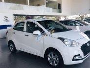 Bán ô tô Hyundai Grand i10 đời 2019, màu trắng, nhập khẩu, giá tốt giá 370 triệu tại TT - Huế
