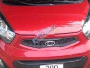 Bán Kia Morning Van sản xuất 2011, màu đỏ, xe nhập giá 190 triệu tại Hà Nội