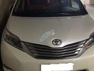 Xe Toyota Sienna 3.5 limited sx 2014, màu trắng, giao dịch chính chủ giá 2 tỷ 699 tr tại Hà Nội