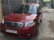 Cần bán Daewoo Gentra năm sản xuất 2010, màu đỏ, xe như mới giá 195 triệu tại Tp.HCM