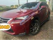 Cần bán lại xe Lexus NX 200T năm 2016, màu đỏ, chạy 4 vạn km giá 2 tỷ 50 tr tại Hà Nội