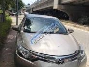Bán Toyota Vios sản xuất năm 2015, màu vàng cát giá 470 triệu tại Nghệ An