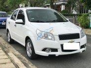 Bán Chevrolet Aveo 1.5LT năm sản xuất 2015, màu trắng giá 275 triệu tại Tp.HCM