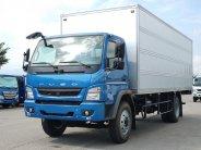 Bán xe tải 7 tấn Nhật Bản Mitsubishi Fuso Canter12.8 RL thùng kín dài 6m9 - trả góp giá 963 triệu tại Hải Phòng