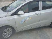 Cần bán Hyundai Grand i10 đời 2014, màu bạc, nhập khẩu giá 215 triệu tại Vĩnh Phúc