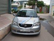 Bán Toyota Vios năm sản xuất 2008, màu bạc, xe gia đình giá 220 triệu tại BR-Vũng Tàu