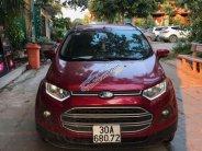 Bán lại xe Ford EcoSport đời 2012, màu đỏ, chính chủ  giá 452 triệu tại Hà Nội