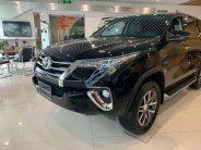 Bán xe Toyota Fortuner 2.8V đời 2018, màu đen, xe nhập giá 1 tỷ 354 tr tại Kiên Giang