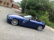 Hết đam mê cần bán BMW Z4 2007 nhập Mỹ, số tự động, màu xanh giá 485 triệu tại Tp.HCM