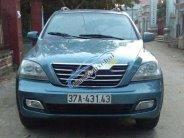 Bán Kia Sorento đời 2007, màu xanh lam, nhập khẩu   giá 260 triệu tại Hà Nội