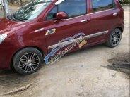 Bán xe Chevrolet Spark sản xuất 2009, màu đỏ, gầm bệ còn nguyên giá 120 triệu tại Khánh Hòa