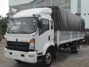 Xe tải Howo 7T5 đời 2017 thùng 6m2, giá rẻ giá 380 triệu tại Hà Nội
