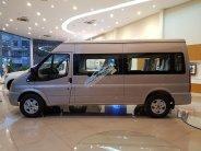 Bán Ford Transit SVP sản xuất 2019, màu bạc, giá 704tr giá 704 triệu tại Hà Nội
