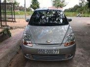Bán Chevrolet Spark Van năm 2014, màu bạc giá 139 triệu tại Cần Thơ