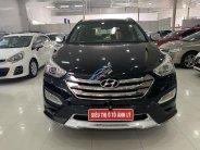 Bán ô tô Hyundai Santa Fe 2.4at đời 2013, màu đen, xe nhập, 725 triệu giá 725 triệu tại Phú Thọ