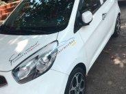 Bán Kia Morning Si sản xuất năm 2015, màu trắng, xe gia đình giá 252 triệu tại Thái Nguyên