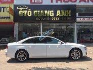 Audi A8L modell 2012, odo 4 vạn km, màu trắng giá 1 tỷ 900 tr tại Hà Nội