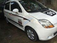 Cần bán lại xe Chevrolet Spark đời 2009, màu trắng xe gia đình giá 95 triệu tại Hà Nội