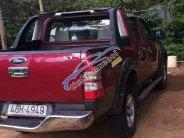 Cần bán Ford Ranger sản xuất năm 2007, màu đỏ, nhập khẩu, xe chắc chắn, máy êm, rộng rãi, 2 cầu giá 275 triệu tại Đắk Nông