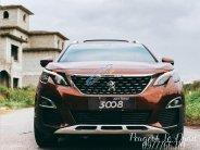 Tháng Vàng SUV Peugeot 3008 năm 2019, màu cam giá 1 tỷ 199 tr tại Hà Nội
