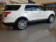 Bán Ford Explorer năm sản xuất 2019, màu trắng, xe nhập giá 2 tỷ 108 tr tại Hà Nội