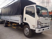 Xe tải vĩnh phát isuzu 3t49 thùng bạt 2019| Hỗ trợ trả góp giá 120 triệu tại Long An