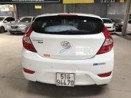 Bán Hyundai Accent Blue HB 1.4AT màu trắng, số tự động, nhập Hàn Quốc 2015, biển Sài Gòn giá 456 triệu tại Tp.HCM