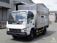 Xe Isuzu QKR 230 2.4 tấn thùng dài 3m7 có máy lạnh theo xe giá 450 triệu tại Bình Dương