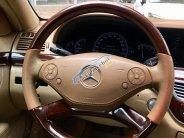 Bán xe Mercedes S300 sản xuất 2009, màu đen, nhập khẩu nguyên chiếc giá 1 tỷ 250 tr tại Hà Nội