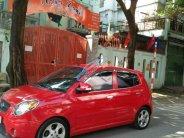 Cần bán gấp Kia Morning SLX 1.0 AT đời 2009, màu đỏ, nhập khẩu giá 215 triệu tại Hà Nội