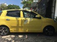 Bán xe Kia Morning đời 2009, màu vàng cát, số tự động giá 182 triệu tại Bình Dương