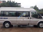 Cần bán xe Ford Transit Standard MID 2016, màu bạc chính chủ  giá 565 triệu tại Hà Nội