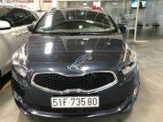 Cần bán gấp Kia Rondo DAT năm 2016, màu xanh lam giá cạnh tranh giá 575 triệu tại Tp.HCM