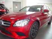 Cần bán xe Mercedes C200 năm sản xuất 2019, màu đỏ giá 1 tỷ 429 tr tại Tp.HCM