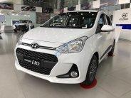 Cần bán xe Hyundai Grand i10 MT đời 2019, màu trắng giá 330 triệu tại Tiền Giang