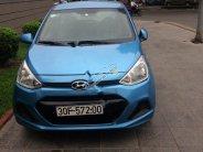 Cần bán xe Hyundai Grand i10 1.0 MT Base sản xuất năm 2015, màu xanh lam, nhập khẩu  giá 260 triệu tại Hà Nội