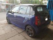 Cần bán gấp Kia Morning LX 1.1 MT đời 2012, màu xanh lam giá 165 triệu tại An Giang