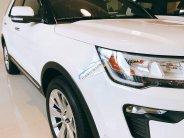 Bán Ford Explorer sản xuất 2019, màu trắng, nhập khẩu giá 2 tỷ 128 tr tại Tp.HCM