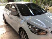 Bán Hyundai Accent đời 2012, màu trắng giá 380 triệu tại Khánh Hòa