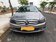 Bán Mercedes C200 đời 2010, màu xám giá 500 triệu tại Đà Nẵng