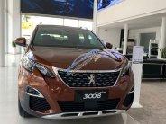 Bán xe Peugeot 3008 đời 2019, màu nâu giá 1 tỷ 199 tr tại Tp.HCM