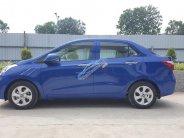 Bán Hyundai Grand i10 1.2 AT đời 2019, màu xanh lam, giá chỉ 415 triệu - Xe có sẵn giao ngay giá 415 triệu tại Tp.HCM