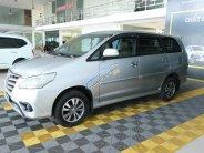 Bán ô tô Toyota Innova E 2.0MT đời 2015, màu bạc, 556 triệu giá 556 triệu tại Tp.HCM