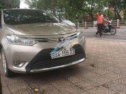 Bán Toyota Vios năm sản xuất 2017, màu vàng cát giá 456 triệu tại Hà Nội
