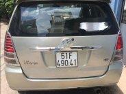 Bán Toyota Innova G đời 2006, màu vàng, 1 đời chủ giá 270 triệu tại Tp.HCM