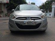 Bán Hyundai Grand i10 1.1MT 2013, màu bạc, xe nhập   giá 210 triệu tại Hà Nội