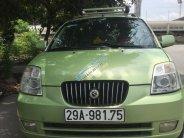 Bán Kia Morning đời 2004, màu xanh lục, nhập khẩu giá 168 triệu tại Hà Nội
