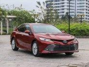 Bán Toyota Camry 2.5Q sx 2019 thế hệ mới, nhập khẩu, giao xe sớm, trả góp 85% giá 1 tỷ 235 tr tại Hà Nội